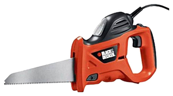 Сабельная ножовка Black & Decker KS880EC
