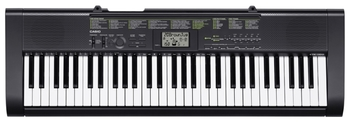 Синтезатор CASIO CTK-1100 + адаптер