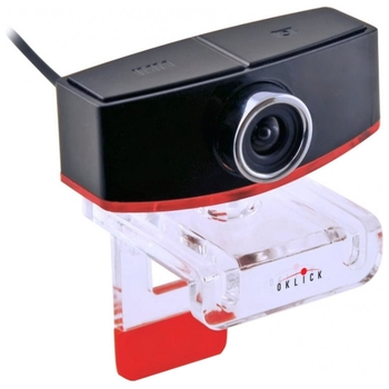 Веб-камера WebCam OKLICK LC-105M USB2.0 с микрофоном