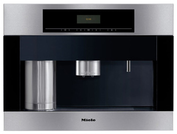 Кофемашина Miele CVA 5065 CleanSteel