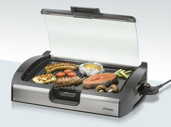 Электрогриль Steba VG-200 BARBECUE TABLE GRILL