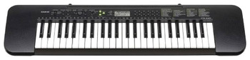 Синтезатор CASIO CTK-245 + адаптер