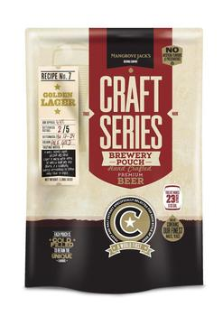 Пивная смесь Mangrove Jack's Craft Series Golden Lager Pouch (1,8 кг)