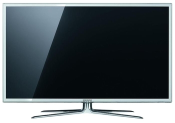 "LED-телевизор Samsung 40"" UE40D6510WS white FULL HD 3D 400Hz USB (RUS) Smart TV"