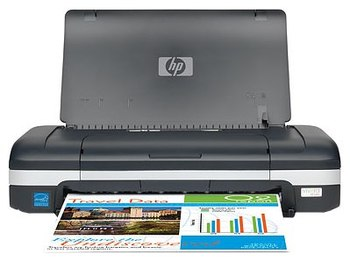 HP OfficeJet A4 H470b (CB027A) mobile USB