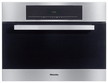 Пароварка Miele DG 5040 CleanSteel