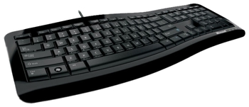 Клавиатура Microsoft Comfort Curve KB3000 for business USB (3XJ-00025)