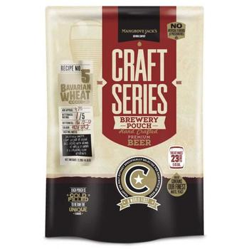 Пивная смесь Mangrove Jack's Craft Series Bavarian Wheat Pouch (2,2 кг)