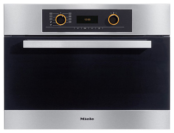 Пароварка Miele DGC 5061 CleanSteel