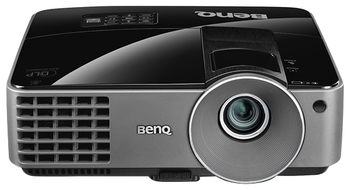 BenQ MS513 DLP 2700ANSI SVGA 10000:1 6500hrs lamp life SmartEco, HDMI; Brilliant color