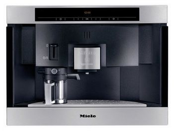 Кофемашина Miele CVA 3660 CleanSteel